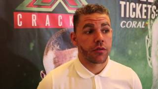 BILLY JOE SAUNDERS -