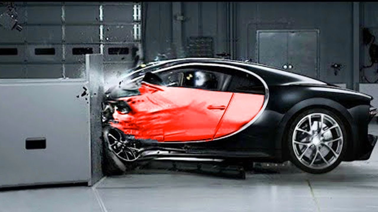 Milyon Dolarlık Arabaların Çarpışma Testleri
