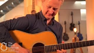 Santa Cruz Guitar Co, 1934D Acoustic Guitar Played By Stuart Ryan (Part One)