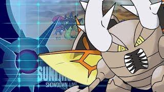 Pokemon Showdown Live Sun and Moon #40 [Ou] - Gastro Shawty