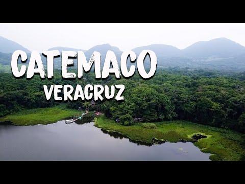 CATEMACO Veracruz, un lugar MÁGICO ✨😍 | Nanciyaga | Roca Partida | Todo Por Descubrir | DÍA 4