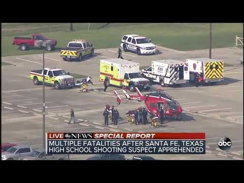 Multiple fatalities in shooting at Texas High School | Special Report