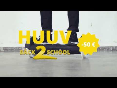 Huuv Bäck2School -tarjous