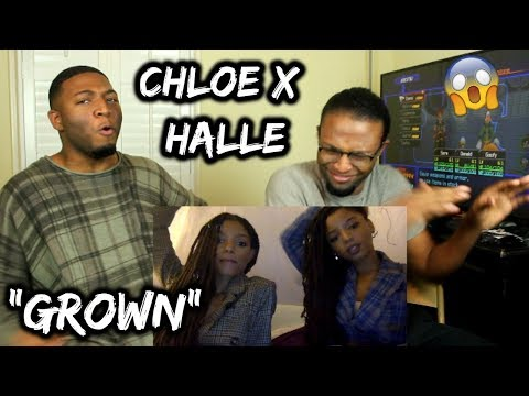 Chloe x Halle - Grown (From Grownish)(REACTION)