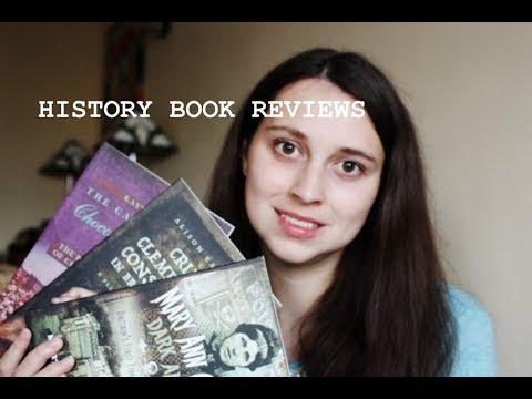 History Book Reviews #5