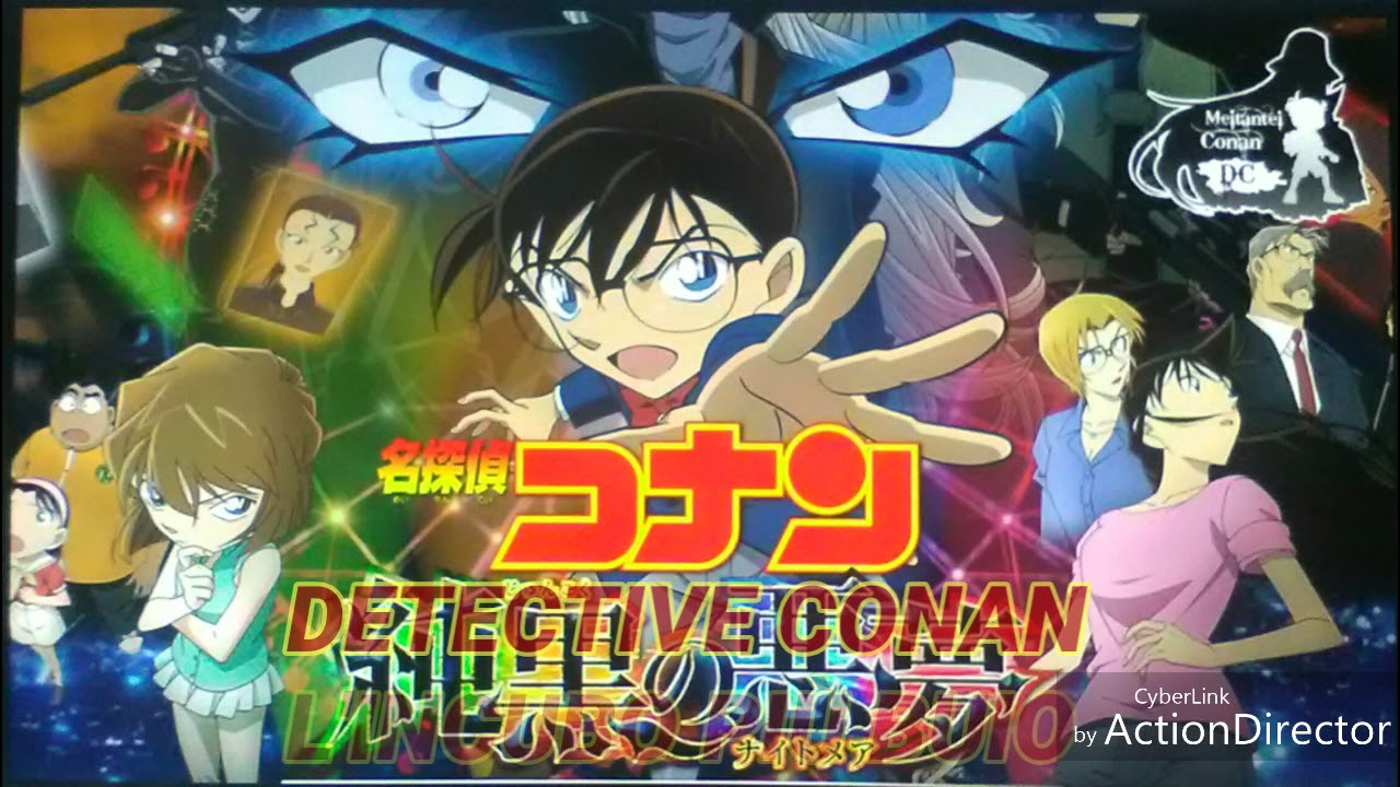Detective Conan movie 21 main theme