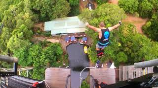 Bungy Jump Cairns, Australia