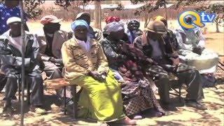 Maskwota wa shamba la Solio wamuombeleza Mama Lucy Kibaki