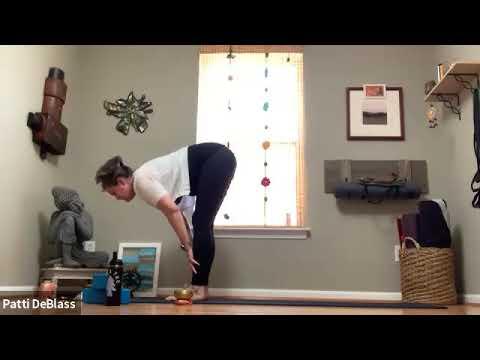 Vinyasa Yoga with Patti - 60 Minutes