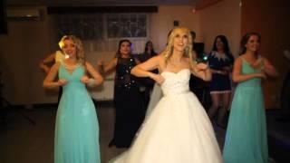 сюрприз невесты/wedding dance surprise