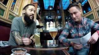 ULTRAROCK : interview de Vincent, chanteur du groupe AQME, par Simon