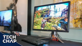 Next-Gen Gaming Monitors will Blow You Away! [Asus PG27UQ & Acer  X27] | The Tech Chap