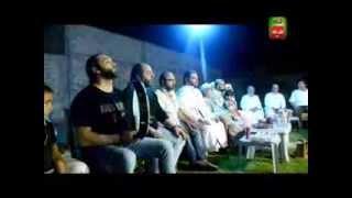 الاخوة أبو شعر- مولاي إني ببابك - امسية في مدينة المغازي - فلسطين - جزء1