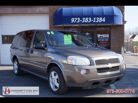 2005 chevrolet uplander minivan youtube. Black Bedroom Furniture Sets. Home Design Ideas