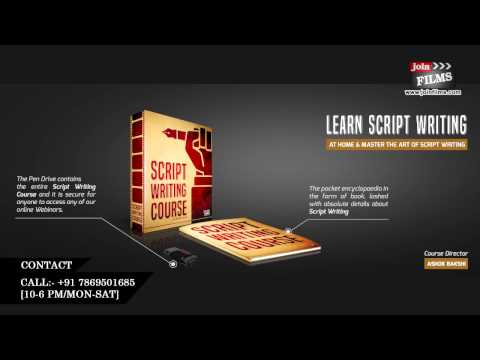 Film Script Writing Course in hindi with Real Examples