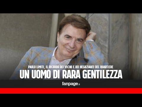 Morto Paolo Limiti, il ricordo di vicini e negozianti: 'Un uomo per bene, faceva una tv garbata'