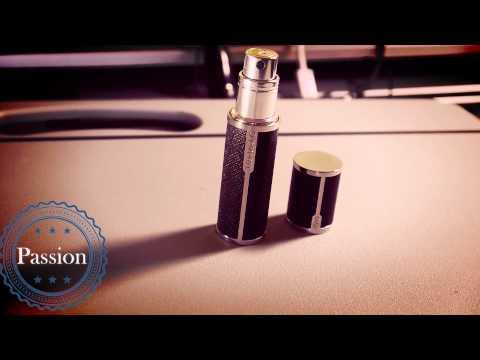 Travalo Milano Luxury Perfume Atomizer