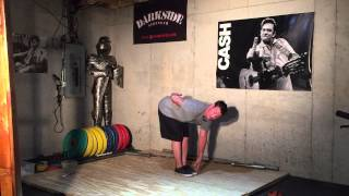 Just The Tip Tuesday - lower back stretch