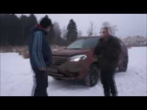 Фото к видео: Renault Koleos 2.0 DCi AT