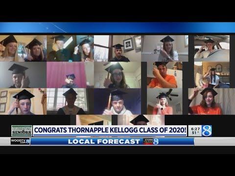 Celebrating Seniors: Thornapple Kellogg High School