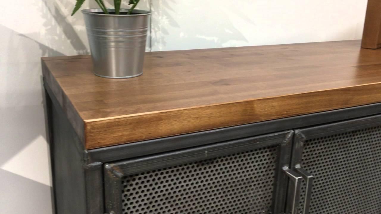 Industrial Office Furniture Design - Modern Industrial - L ...