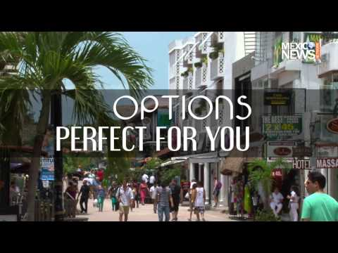 Travel Tips | Visit Playa del Carmen and enjoy a day shopping!