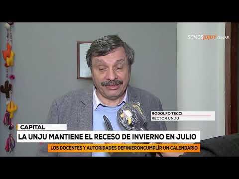 La UNJu Mantiene El Receso De Invierno En Julio | Somos Jujuy
