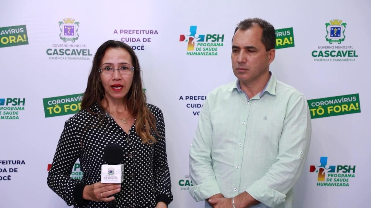 Boletim #3 | É a vez da Fundetec ampliar a prevenção contra o Covid-19. Prefeitura de Cascavel