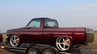 Veltboy314 - Candy Nitrous Small Block C-10 on 24x15 Billets - How U Ridin