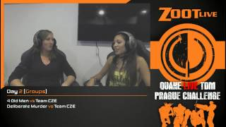 Quake Live TDM Prague Challenge - Liefje Interviews Tina