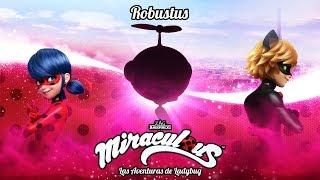 MIRACULOUS 🐞 ROBUSTUS - TRAILER 🐞 Las Aventuras de Ladybug   Oficial episodio