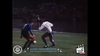 Dinamo Tbilisi - Inter Milan | UEFA Cup 1/32 final | 28.09.1977 Episodes from match
