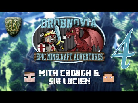 MC Adventure: Drobnovian Knights - E04 - Alzir City
