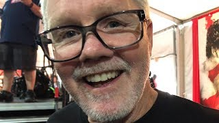 "FREDDIE ROACH REACTS TO PAC THURMAN WEIGH INS ""WHEN PACQUIAO HITS YOU BYE BYE!"""