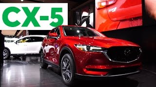 2017 Mazda CX-5 Preview   Consumer Reports