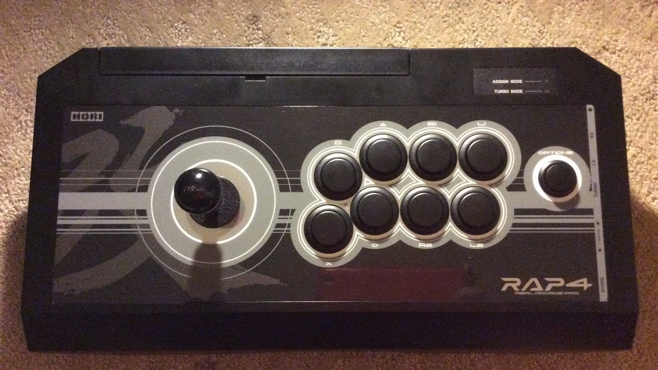 Hori RAP 4 KAI Review - Arcade Sticks & Pad - iOSGods