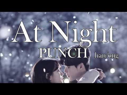 Punch - At Night (While You Were Sleeping OST) Lyrics Han/Eng