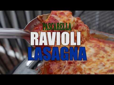 How to make: Ravioli Lasagna