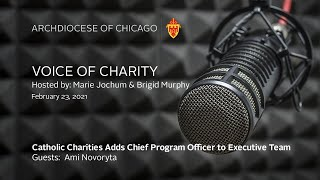 VOICE OF CHARITY — Live Radio Program, 2/23/2021