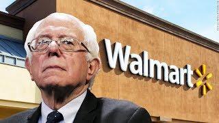 Bernie & Ro Khanna Introduce 'Stop Walmart Act' thumbnail