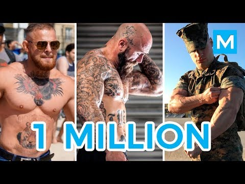 1 MILLION Athletes - Muscle Madness
