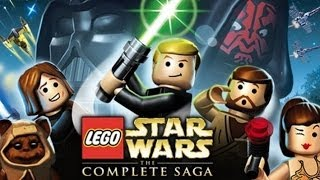 LEGO® Star Wars™: The Complete Saga IOS Gameplay Trailer (HD)