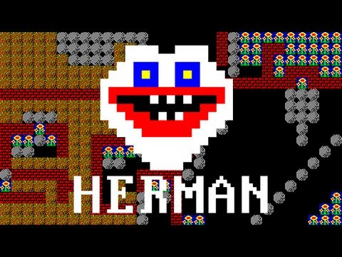 LGR - Herman and the Falling Rocks - PC Game Review thumbnail