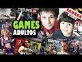 GAMES ADULTOS - Análise Rápida de 11 Jogos com Violência e Temas Adultos