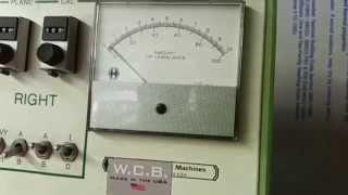 Balance compressor turbine wheel on machine