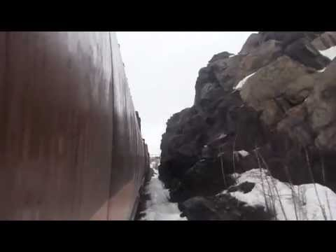 wizehop - WINTERLUST PART THREE - train hopping mini series