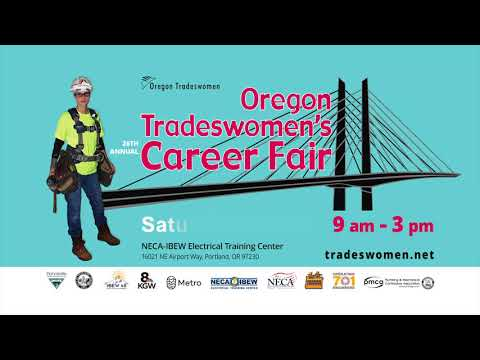 Oregon Tradeswomen's 26th annual Career Fair