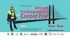 Oregon Tradeswomen's 26th annual Career Fair