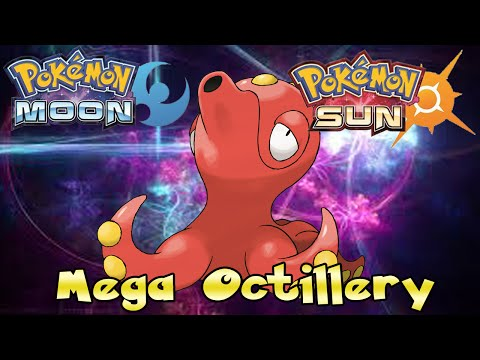 Mega Octillery - Pokemon Sun and Moon [Create a Mega Project]