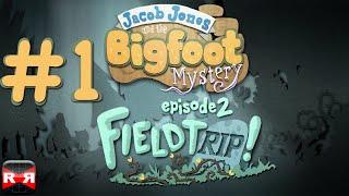 Jacob Jones and the Bigfoot Mystery: Episode 2 - iOS - Walkthrough Gameplay Part 1